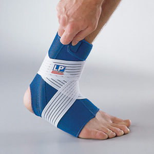 LP-775 ANKLE SUPPORT(WITH STAY & STRAP) (버팀대와 끈이 달린 발목용 서포트)